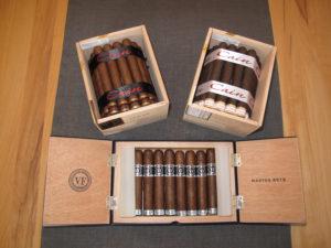 VegaFina - Master 2012 Cain - Maduro 550 Cain Sun Grown 550